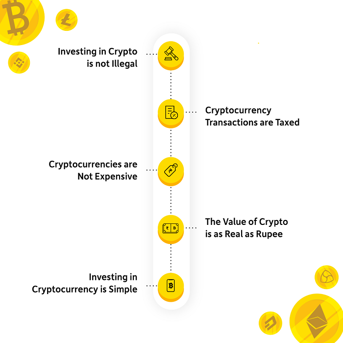 How to make Money with Cryptocurrency by Trading and Investing