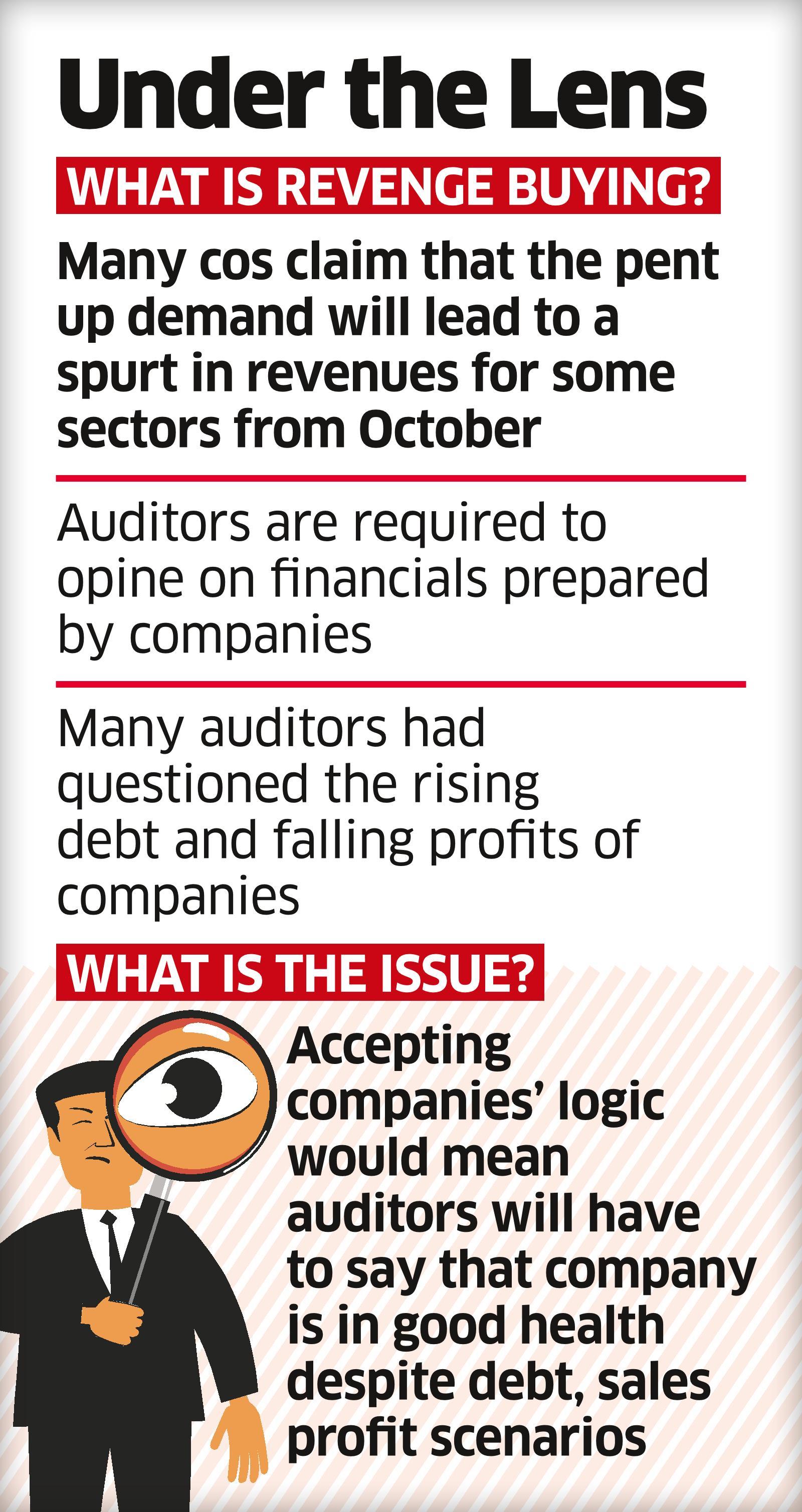 Revenge Spending: Auditors are Facing a New Challenge