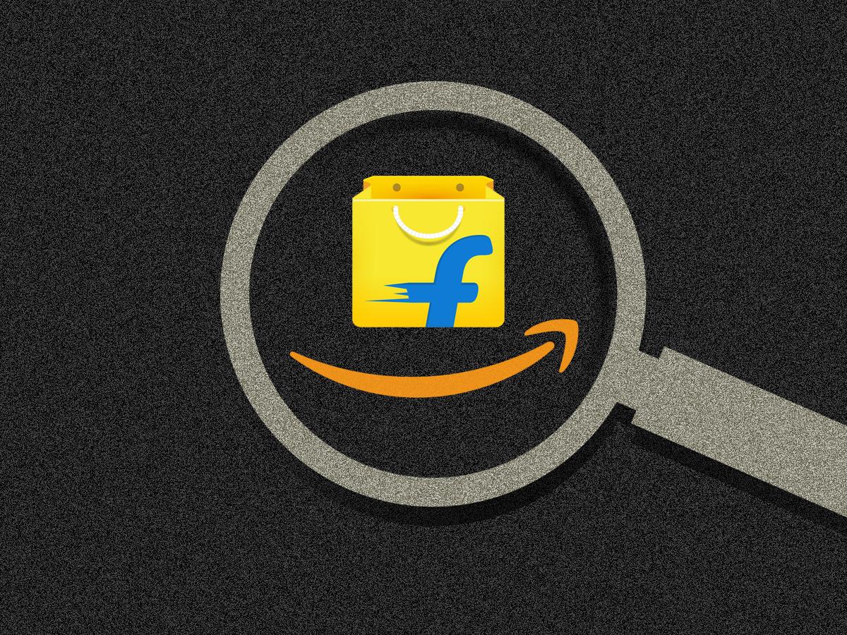 Flipkart Amazon CCI