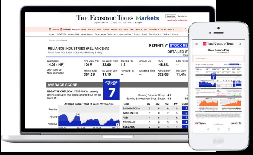 Stock Reports Plus