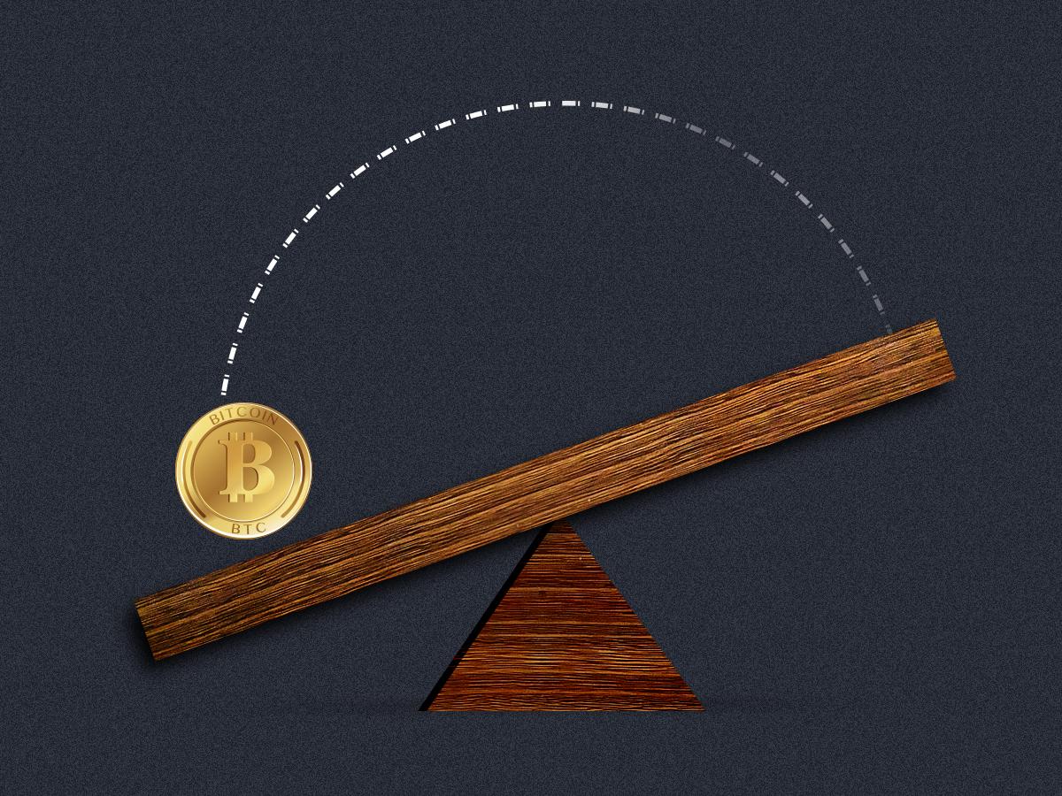 Crypto swing