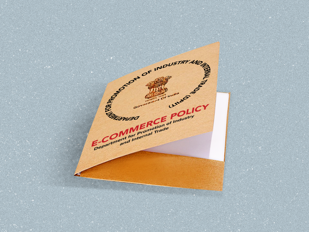 E-commerce draft policy & recommended changes