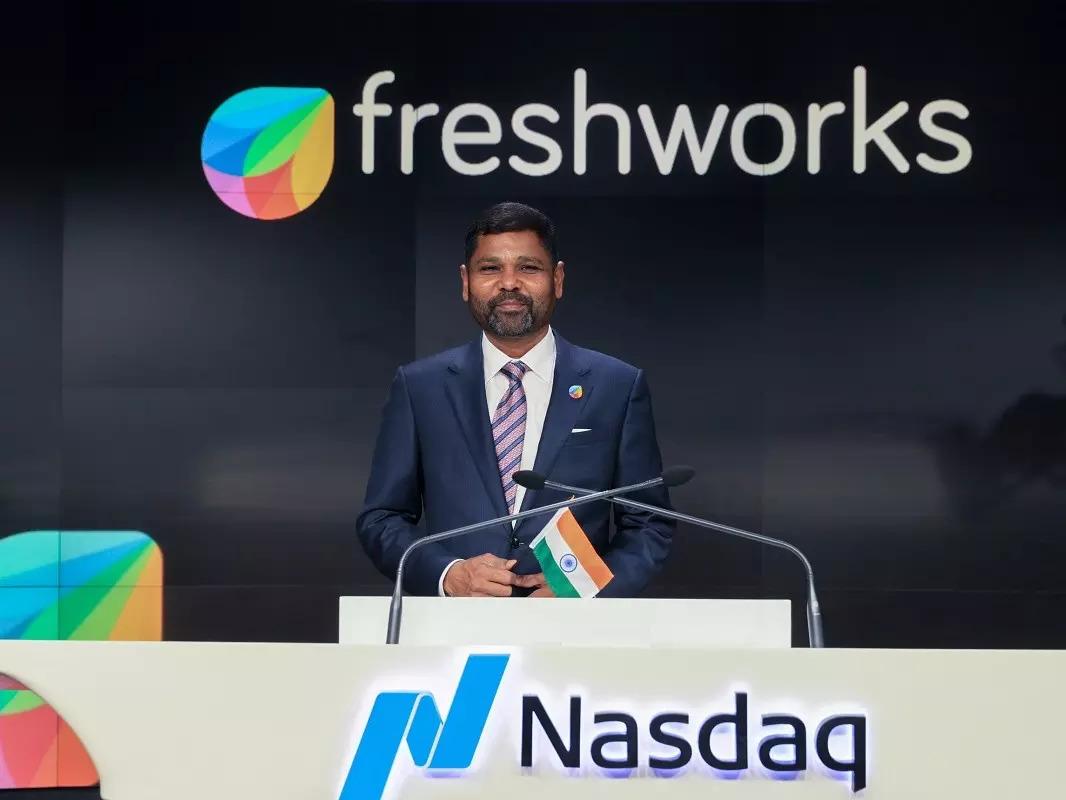 freshworks nasdaq listing Freshworks lists on Nasdaq after ...