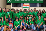 Meet the army who are fighting hunger in the subcontinent