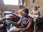 19 million masks, 100,000 liters of sanitizer: How women entrepreneurs in India's hinterland stayed afloat in a collapsing economy