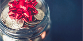 Gifts and Taxes: how much does it cost to make someone happy?