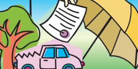 मोटर बीमा पॉलिसी एड-आँन कवर किस प्रकार कार्य करता है?
