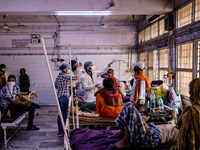 Bihar battles crumbling healthcare during COVID