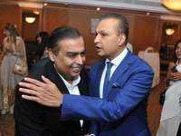 Ericsson case: Anil Ambani thanks elder brother Mukesh Ambani for timely support