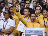 Govt goes job hunting for stranded Jet staff