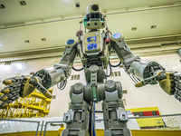 Meet Fedor, Russia's 1st humanoid robot into space