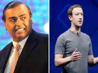 FB-Jio will help digital platforms value creation in India: Mukesh Ambani in conversation with Mark Zuckerberg