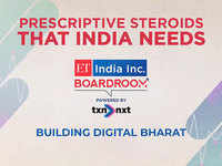ET India Inc Boardroom: Challenges and solution towards Building Digital Bharat