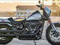 Autocar Show: Harley-Davidson Softail low Rider S