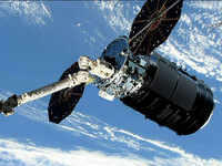 Watch: Cargo capsule reaches International Space Station