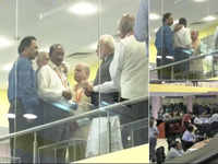 Chandrayaan 2 Mission: ISRO chief Sivan announces communication lost, confirmation awaited