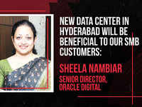 Indian SMB segment is the biggest growth driver for us: Oracle India's Sheela Nambiar