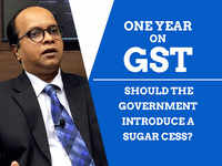 One year of GST: Should the Government introduce a sugar cess?