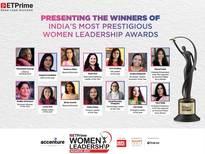 Mallika Srinivasan awarded 'Businesswoman of the Year' at ETPrime Women Leadership Awards 2020