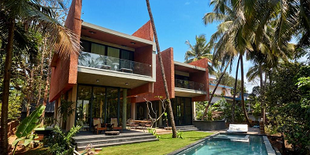 Goa- Levitating House