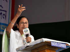 Mamata says BJP will get 'rosogolla' in West Bengal