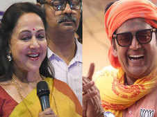 Hema Malini, Ravi Kishan set for Lok Sabha, other stars fail to shine in UP