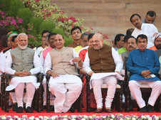 Modi 2.0 Cabinet: Here's who made it to the big league