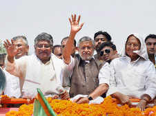 4 Union ministers in fray in last phase of LS polls in Bihar