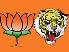 BJP loses its oldest ally Shiv Sena