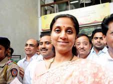 Supriya Sule-Pawar wins Baramati