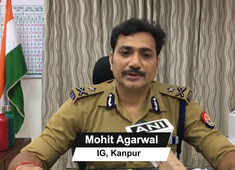 Kanpur encounter: Bounty of Rs 50,000 announced on Vikas Dubey, says Mohit Agarwal, IG Kanpur
