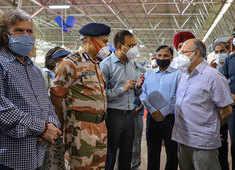 World's largest COVID care centre: Delhi LG inaugurates 10,000-bed facility at Radha Soami Satsang Beas