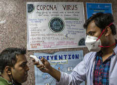 Coronavirus in India: 22,752 new COVID-19 cases reported in last 24 hrs; total tally nears 7.5 lakh mark