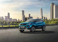 Tata Motors launches Nexon EV