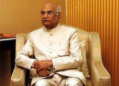 President Kovind donates over Rs 5 lakh for Ram Mandir construction