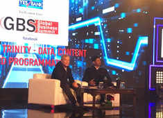 Data is the new battleground: Martin Sorrell at ETGBS 2019