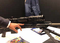 India-made sniper system featured at Defence Expo 2020