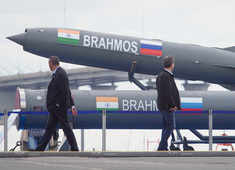 Next-gen BrahMos missile to add fire power to Indian Navy submarines