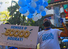Sensex hits 50K: Here's what market experts say on what's next