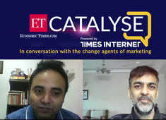 ET Catalyse Virtual 05: HDFC Bank's Jahid Ahmed on digital marketing and Covid communication