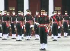 Indian Military Academy conducts passing out parade for cadets in Dehradun