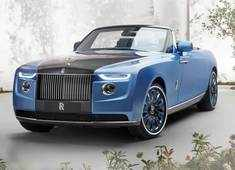 Rolls Royce's Boat Tail, tailor-made for three clients, could cost around Rs 200 crore