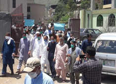 PoK: Protests held against Pakistani govt and China over illegal dam construction