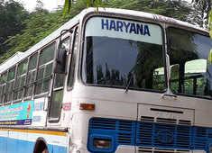 Coronavirus Lockdown: Haryana Roadways bus service resumes within state with limitations