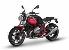 BMW reveals a new sexy bike: 2021 R nineT