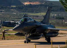 Work to begin soon on Franco-German test version of FCAS which will replace Rafales