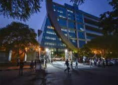 Chidambaram spends night at CBI headquarters which he inaugurated in 2011