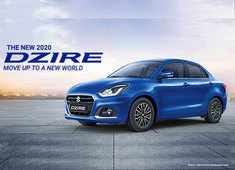 Maruti launches Dzire facelift. Check price, tech and safety features
