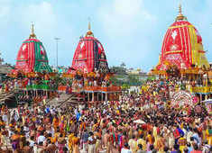 Odisha govt announces Puri Rath Yatra this year with Covid restrictions