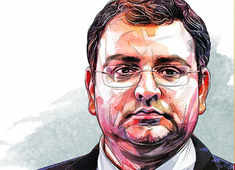 Cyrus Mistry says he'll not seek executive chairmanship of Tata Sons